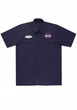 Camisa Seven Seas Marino
