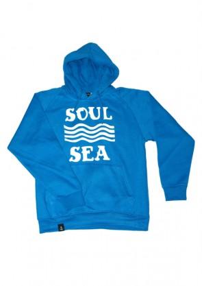 Sudadera Soul Sea Azul