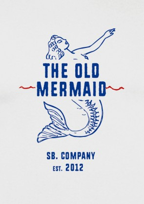 Camiseta The Old Mermaid